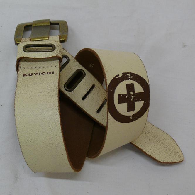Kuyichi leather belt JEVER